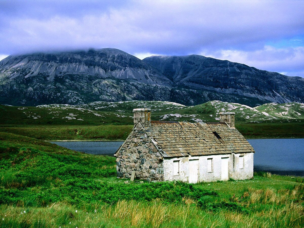 an-abandoned-croft-loch-stack-sutherland-the-highlands-scotland