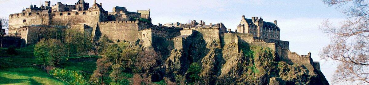 Сайт о Шотландии