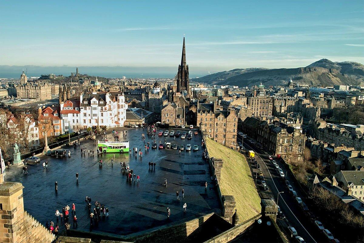 Справка по Шотландии
