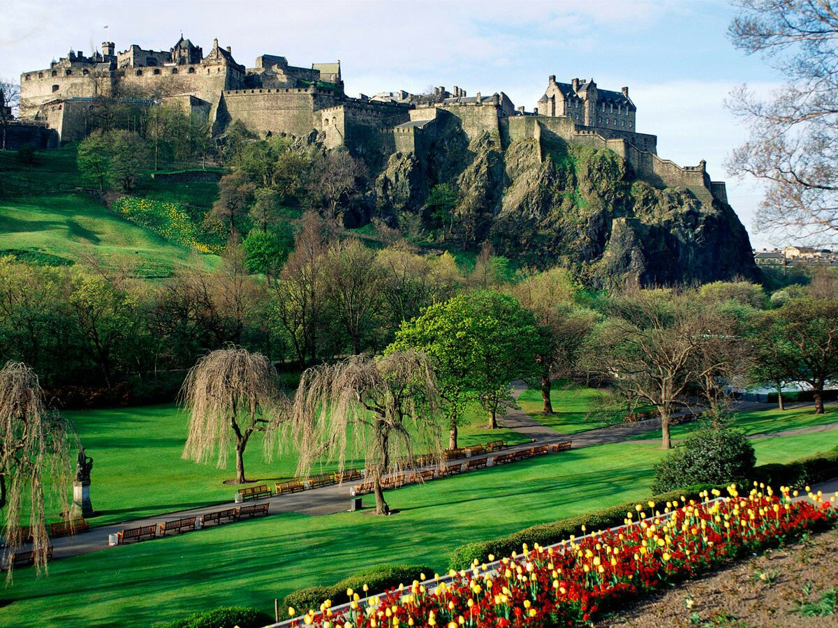 Туризм в Шотландии