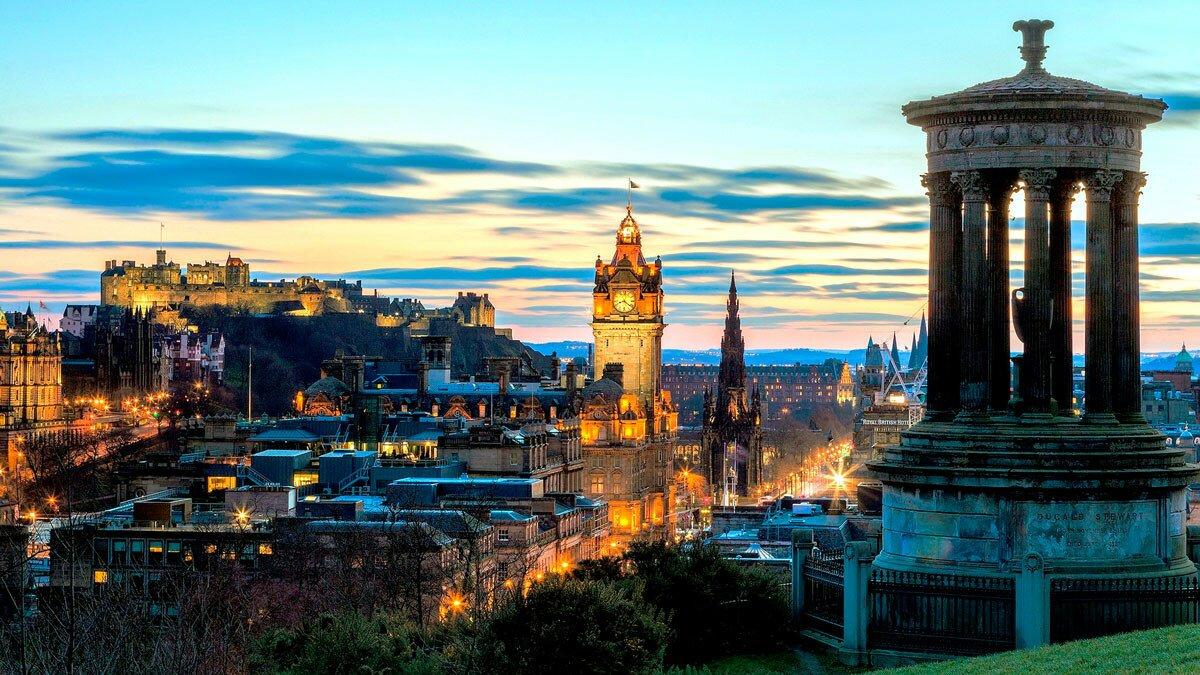 Шотландия сегодня