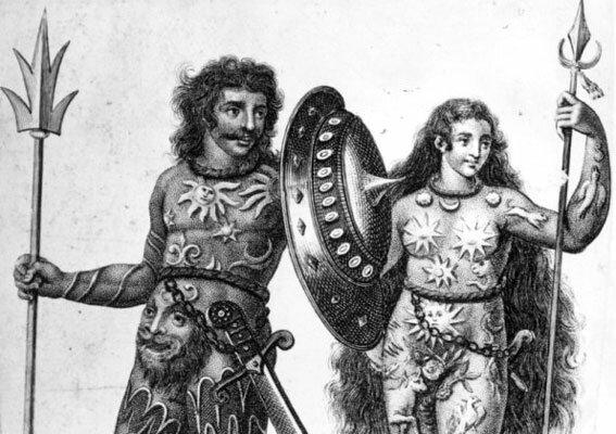 Северные племена Шотландии