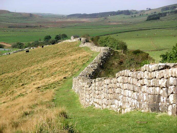 Римская империя в Шотландии